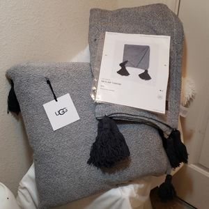 UGG Skylar Throw and Pillow